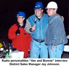 Unique story of underground mine radio show in Iowa