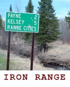 The places of the Range, bypassed, bygone, but not to be ignored