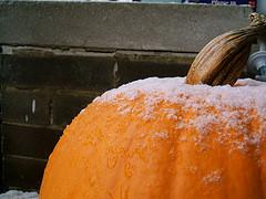 Iron Range pumpkin patch power void