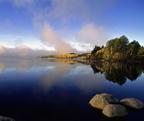 embarrass lake near biwabik minnesota