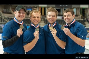 Shuster rink wins US curling trials