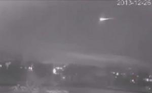 Midwestern meteor