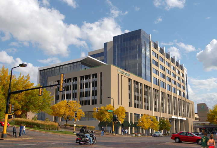 Proposed Maurices Building in Duluth, MN