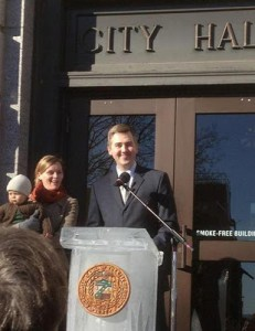 Duluth Mayor Don Ness