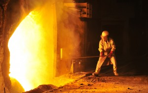 Obama OKs more enforcement to block steel dumping
