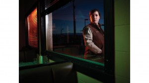 "Molly Solverson (Allison Tollman) is hot on the trail of the truth in the unfolding capers of ""Fargo"" on FX."