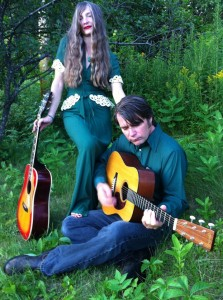 "The ""first couple"" of the Iron Range music scene, Germaine Gemberling and Rich Mattson, will be among the featured performers in the June 14 Great Northern Radio Show live in Ely, Minnesota. Also in the show: The Surf Monkeys and Whirled Music, who are holding a CD Release Party in Ely after the show."