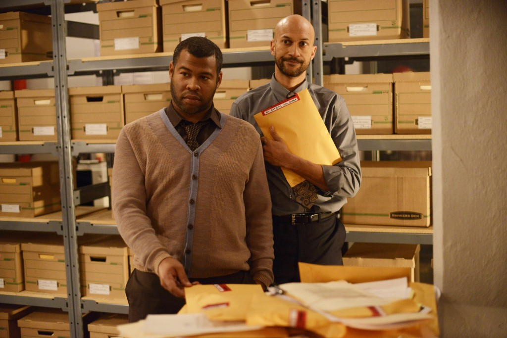 "Agents Pepper (Jordan Peele) and Budge (Keegan-Michael Key) are part of the late season conclusion of ""Fargo."""