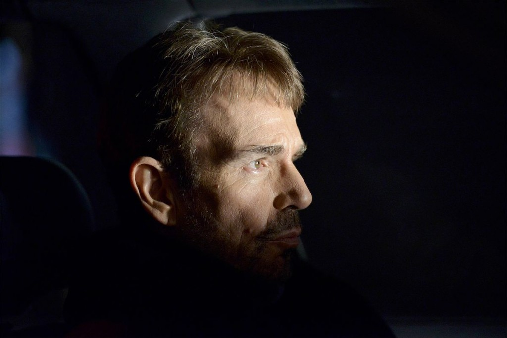 "Lorne Malvo (Billy Bob Thornton) is the pressing force of evil in the FX series ""Fargo,"" derived from the Coen Brothers movie of the same name."