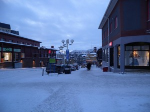 The city of Kiruna, Sweden looks a lot like towns in northern Minnesota's Iron Range region. Many of those towns were moved last century for mining, but Kiruna is actually doing so in the year 2014, reminding us all of the constant change of natural resource towns.