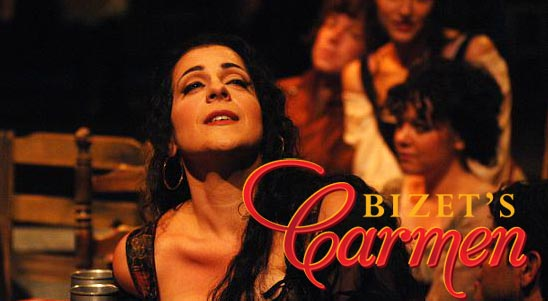 """Bizet's """"Carmen"""" will be the showcase performance of this year's Northern Lights Music Festival, which brings classical music and opera to Iron Range cities like Aurora, Ely, Virginia, Chisholm and Ely."""
