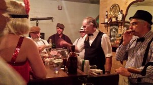 The Empirical Strikes Back: Historians debunk speakeasy