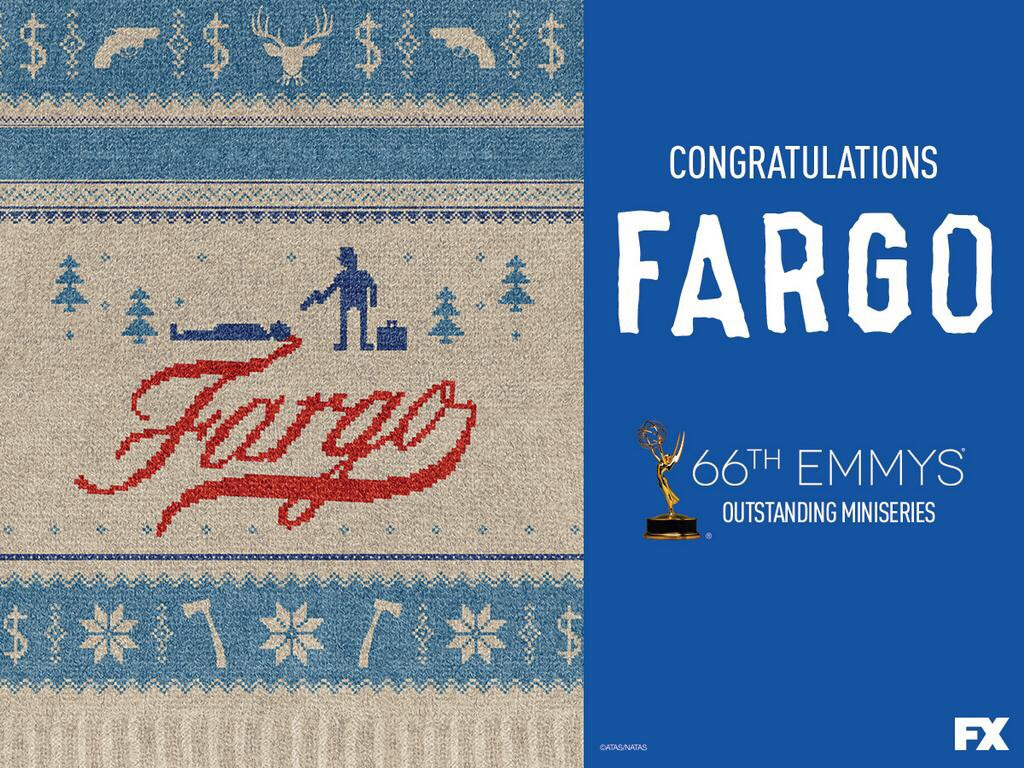 Fargo wins Emmy
