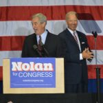 Nolan to retire, but 'political journey' goes on