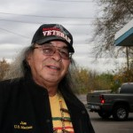 Ojibwa humor writer, poet and Vietnam vet Jim Northrup died Monday after a battle with cancer.