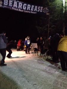 Anderson wins 2015 John Beargrease Sled Dog Marathon.