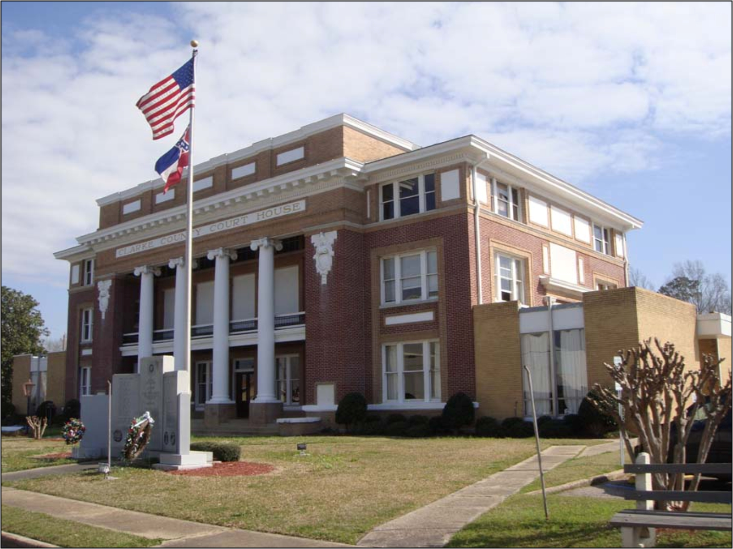 Quitman courthouse