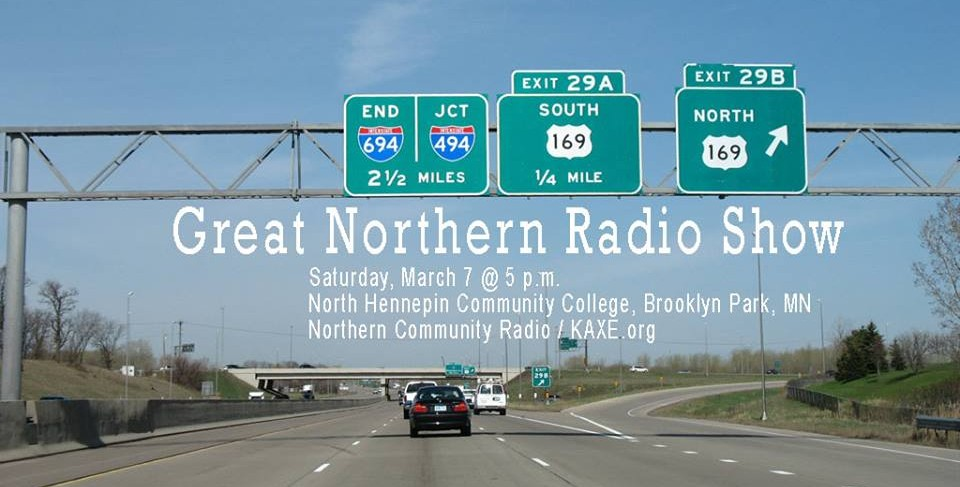 Great Northern Radio Show in Brooklyn Park