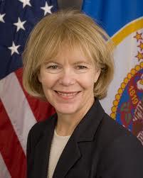 Lt. Gov. Tina Smith (DFL-Minn.)