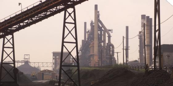 The Granite City Works in Granite City, Illinois. (PHOTO: U.S. Steel)
