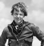 Amelia Earhart on the Iron Range