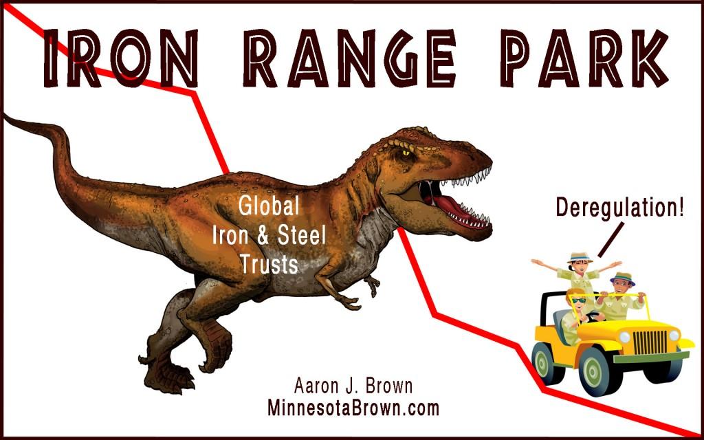 Iron Range Jurassic Park