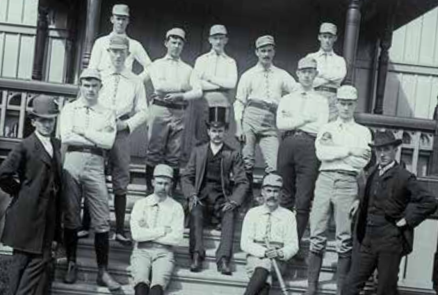 "The Minnesota Discovery Center in Chisholm is calling for players to join a ""vintage"" baseball team resurrecting the old Chisholm Orators to play in a league this summer. PHOTO: via Minnesota Discovery Center."
