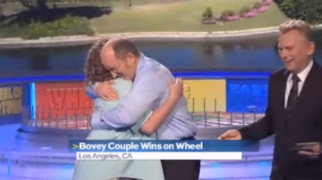 Drew and Lisa Solberg won the grand prize on Wheel of Fortune in an episode that aired April 28, 2015.