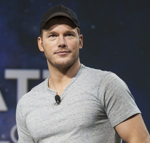 Chris Pratt, born on the Mesabi Iron Range (PHOTO: Ernest Aguayo, Flickr CC)