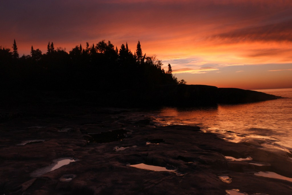 The North Shore of Lake Superior is a visual feast. So, naturally, we're bringing a radio show there.
