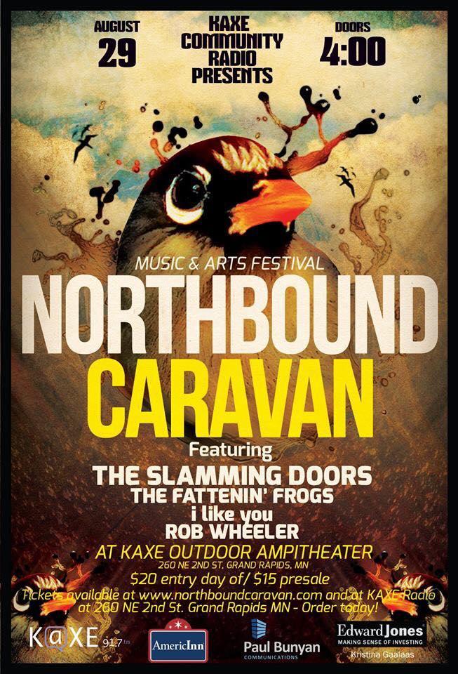 Northbound Caravan 2015