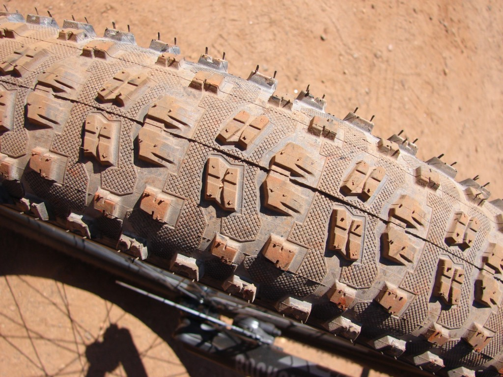 Cuyuna Tire After