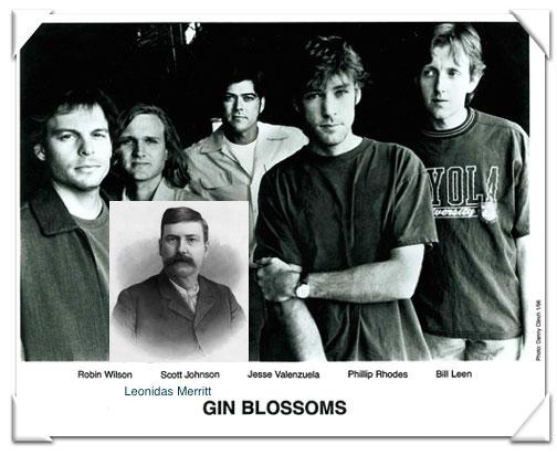 Gin Blossoms at Merritt Days