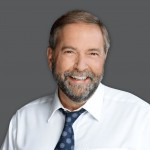 NDP leader Tom Mulcair was way out front last summer, but has fallen to a distant third in recent polls.