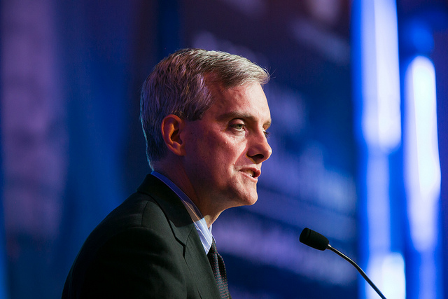 White House Chief of Staff Denis McDonough will meet with laid off miners and local officials on the Mesabi Iron Range on Dec. 22, 2015. (Flickr CC)