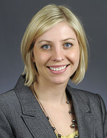 State Rep. Carly Melin (DFL-Hibbing) announced she would not seek re-election in 2016.