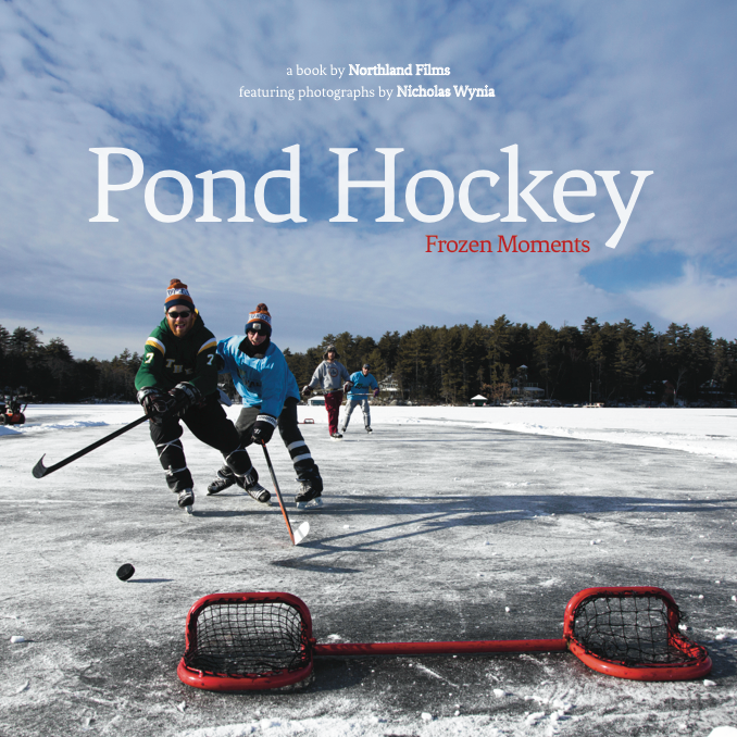 Pond Hockey: Frozen Moments