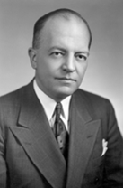 Former Gov. Harold Stassen, a Republican, signed the IRRRB into existence in 1941, shortly before leaving office to serve in WWII.