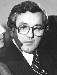 "Gov. Rudy Perpich, a Hibbing DFLer, was the only Mesabi Iron Range native to serve as governor in the late 1970s and again through the 1980s. He was instrumental both as a State Senator and Governor in using the IRRRB as a tool to save communities during economic crisis. However he correctly predicted in 1982 that the Iron Range would ""never, never, never be the same"" after the collapse of the taconite boom. (Wikimedia)"