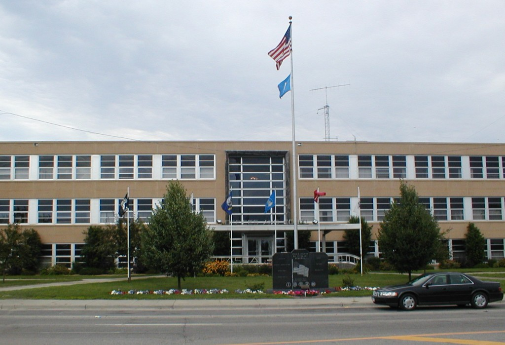 Itasca County Courthouse
