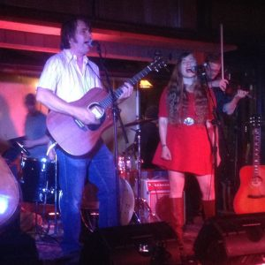 Rich Mattson and Germaine Gemberling perform at a previous Playlist event. (PHOTO: The Playlist)