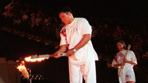 The night Ali lit the torch in Gilbert