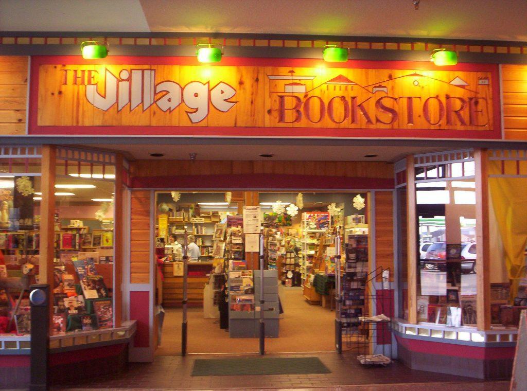 PHOTO: Village Bookstore FB page