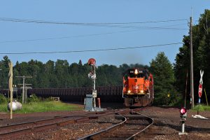 Officials push new rails on the Iron Range to cut transport costs
