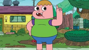 On 'Clarence' and wallets filled with gravity