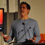 Entrepreneur Mark Cuban (Steven Rosenbaum, Flickr CC)