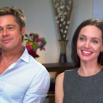 Brad Pitt and Angelina Jolie appear on the Today Show (screenshot)