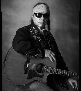 Acclaimed native musician Keith Secola will perform at the Great Northern Radio Show at Fortune Bay Resort and Casino on Sept. 24, 2016.