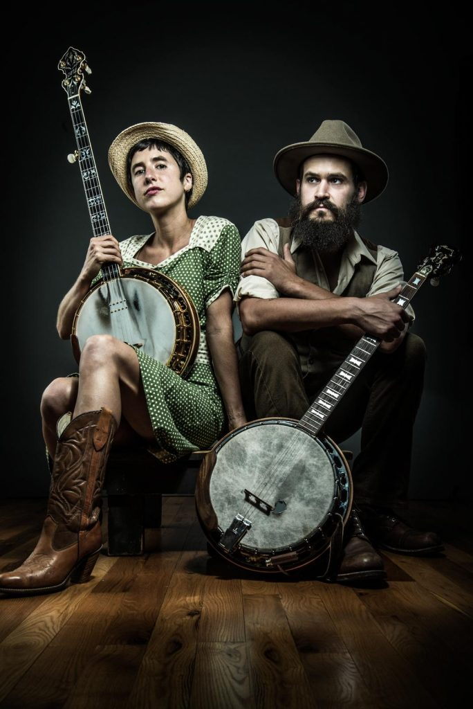 Nationally-acclaimed MN-based folk duo The Lowest Pair will headline the Nov. 12, 2016 Great Northern Radio Show live broadcast event in Duluth, Minnesota.