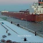 Lake Superior shipping season ends today